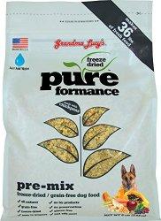 Grandma Lucy's Pureformance Premix Food for Dogs, 8lbs