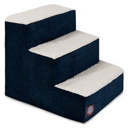 Majestic Pet 4-Step Villa Bed, Navy