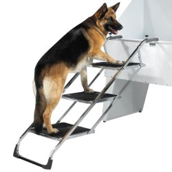 Master Equipment Steel Non-Skid Pet Grooming Tubs Stair