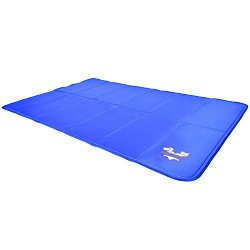 Pet Dog Self Cooling Mat Pad for Kennels, Crates and Beds 23×35 – Arf Pets