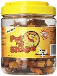 Pet 'n Shape Chik 'n Sweet Potato Natural Dog Treats, 16-Ounce