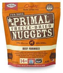 Primal Pet Foods Freeze-Dried Canine Beef Formula