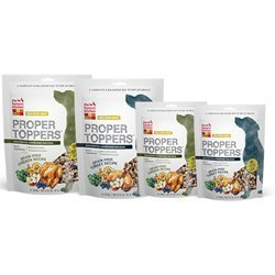 PROPER TOPPERS Grain-Free Chicken Dog Food 14oz Pouch