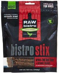 Raw Bistro Bistro Stix – Beef Liver – 5 Ounces