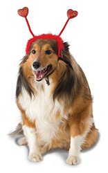 Red Heart Boppers Dog Costume, Small/Medium