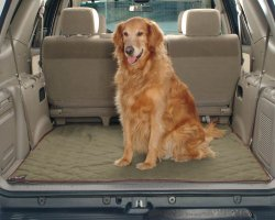Solvit Deluxe SUV Cargo Liner for Pets