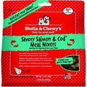Stella & Chewy's 1 Pouch Freeze Dried Savory Salmon & Cod Meal Mixers, 3.5 oz