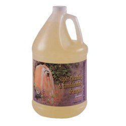 #1 All Systems Super Cleaning and Conditioning Pet Shampoo, 1-Gallon