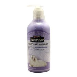 Alpha Dog Series White Shampoo and Conditioner