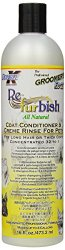 Groomer's Edge Re-Fur-Bish Pet Conditioner, 16-Ounce