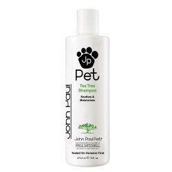 John Paul Pet Tea Tree Shampoo 16oz
