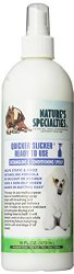 Nature's Specialties Quicker Slicker Ready to Use Pet Conditioner, 16-Ounce