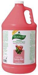 PPP AromaCare Conditioning Cactus Aloe 2-In-1 Pet Shampoo, 1-Gallon