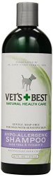 Vet's Best Hypoallergenic Shampoo with Aloe Vera, 16oz