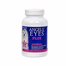 Angels' Eyes Plus Beef Formula Eye Supplies for Dogs, 75gm