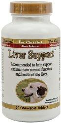 Vet Classics Liver Support Tablets (60 count)