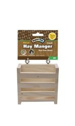 Super Pet Natural Small Hay Manger