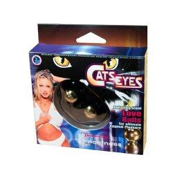 Nasstoys Cats Eyes, Gold