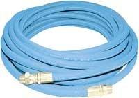 Imperial 93525 High Pressure Wash Hose, 3/8″ X 50′, Blue