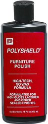 Polyshield Furniture Polish (16oz)