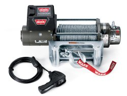 WARN 28500 XD9000 9000-lb Winch,12 Volt