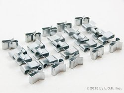 Trailer Wiring Clips – Package of 25 – Attach Wiring to Frame – Hide & Protect