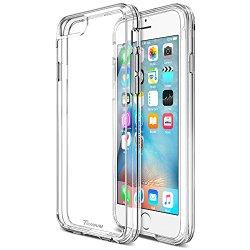 iPhone 6S Case, Trainium [Clear Cushion]