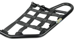 Motoworks Replacement EZ-FIT Nerf Bar Nets – Black 81-0102