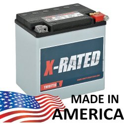 66010-97C – Harley Davidson Replacement Motorcycle Battery