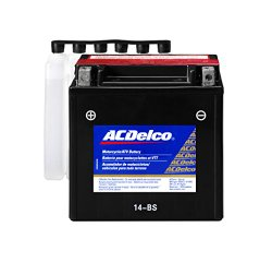 ACDelco ATX14BS Specialty AGM Powersports JIS 14-BS Battery