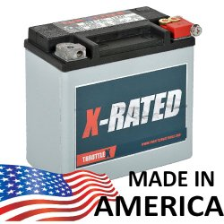 HDX14L – Harley Davidson Replacement Motorcycle Battery