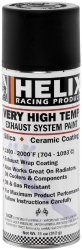 Helix Racing Products High-Temperature Exhaust Paint – Black 165-1020