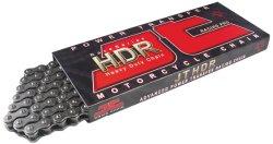 JT Sprockets (JTC428HDR132SL) Steel 132-Link 428 HDR Heavy Duty Drive Chain