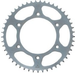 Sunstar 2-353243 43-Teeth 520 Chain Size Rear Steel Sprocket