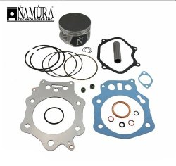 1998-2001 Yamaha YZ125 Dirt Bike Top End Engine Rebuild Kit [Bore Size (mm): 53.94 (Stock)]