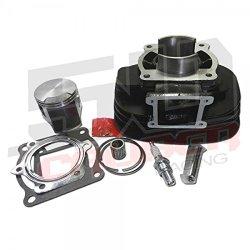 50 Caliber Racing Replacement Yamaha Blaster YFS200 Top End Cylinder Kit 1988-2006