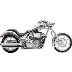 Cobra 3in. Slip-On Exhaust 1133