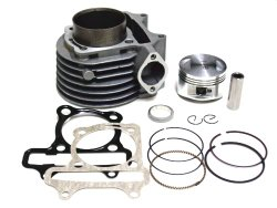 Cylinder Kit 150cc 4 stroke GY6 Chinese Scooters Moped