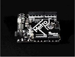 Development Boards & Kits – AVR Adafruit METRO 328 with Headers – ATmega328