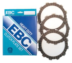 EBC Brakes CK3457 Clutch Friction Plate Kit