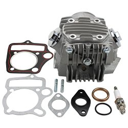 GOOFIT Completed Cylinder Head 110cc Engine for ATV Go Kart and Dirt Bike