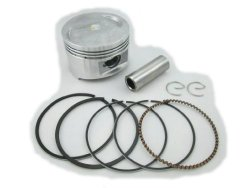 New Gy6 150cc Piston + Rings Kit For 157qmj Scooter Moped