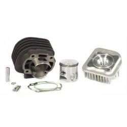 Polini 119.0077 – P1190077 Contessa 72cc Big Bore Kit For Honda Dio / Elite AF16 Motor