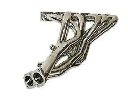 Stainless steel high flow header set, BMW 325/330/Z3/Z4, w/M54 6-cyl