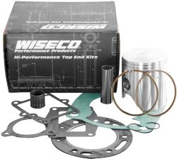 Wiseco PK1166 55.00 mm 2-Stroke Motorcycle Piston Kit with Top-End Gasket Kit