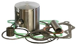 Wiseco PK1211 66.4mm 2-Stroke Motorcycle Piston Kit with Top-End Gasket Kit