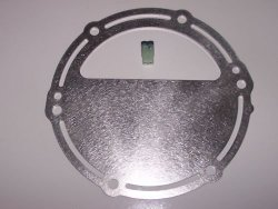 Yamaha Catalytic D Plate & Cat Removal Chip 1200 xlt gpr xr jetski 67B-1465A-1200