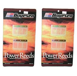 BOYESEN POWER REEDS PAIR YAMAHA BANSHEE YFZ350 ALL YEARS FULL KIT 2 UNITS 645
