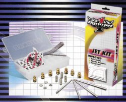 Dynojet Research Jet Kit – Stage 1 and 2 3110