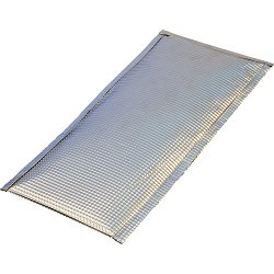 Heatshield Products 110614 Inferno Shield 6″ x 14″ Aluminum Heat Shield